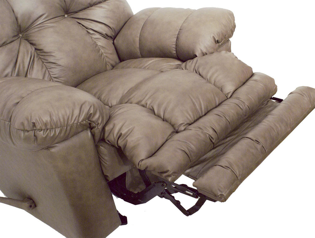4459 Cloud 10 Leather Recliner