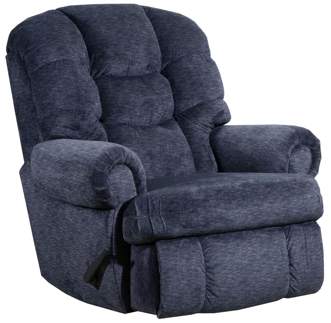4501 Comfort King Chaise Wallsaver Recliner - Blue Depths