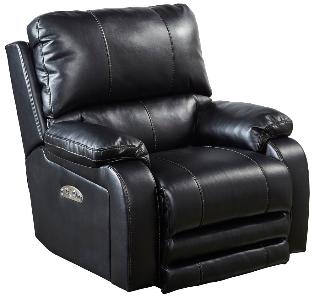 4762 Thornton Leather Power Recliner