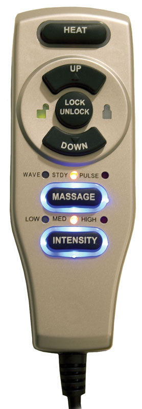 Soother 4825 Heat & Massage Lift Chair Remote Control