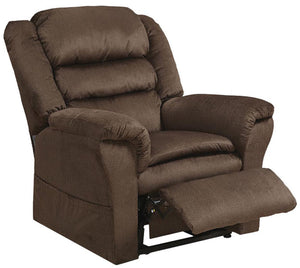 Preston 4850 Pillowtop Lift Chair & Recliner Coffee