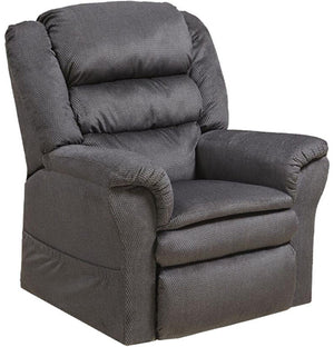 Preston 4850 Pillowtop Lift Chair & Recliner Smoke