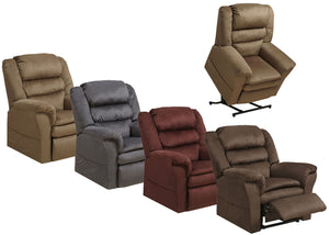 Preston 4850 Pillowtop Lift Chair & Recliner