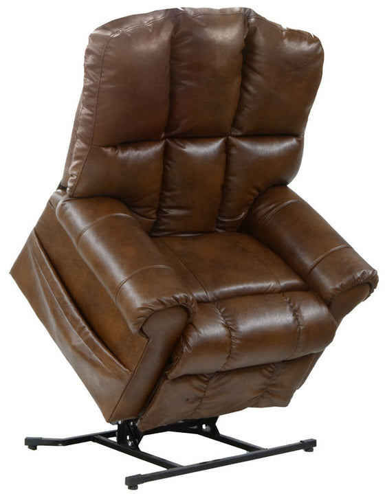 Catnapper Stallworth 4898 Power Lift Chair & Recliner Chestnut