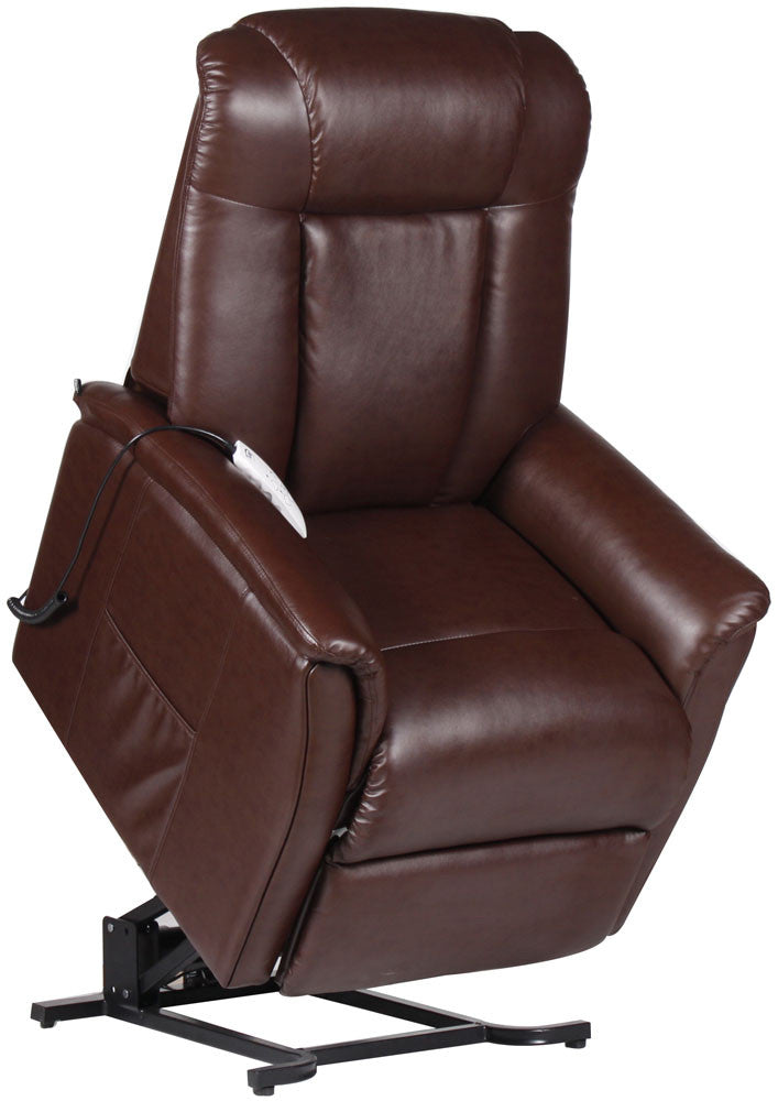 ... ComfortLift Winston Lift Chair Trendelenburg Recliner Cognac ...  sc 1 st  Lift and Massage Chairs & Serta Comfort Lift Chair | Full Recliner Chair - Lift and Massage ... islam-shia.org
