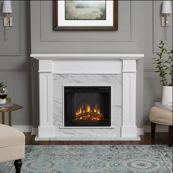Real Flame 6030E Kipling Electric Fireplace