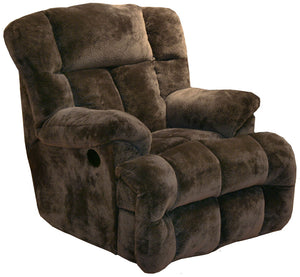 Catnapper 6541 Cloud 12 Rocker Recliner Camel
