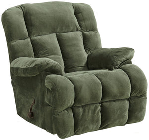 Catnapper 6541 Cloud 12 Rocker Recliner Chocolate