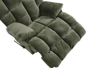Catnapper 6541 Cloud 12 Rocker Recliner Sage