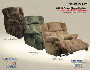 6541 Cloud 12 Recliner