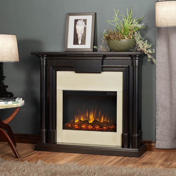 REAL FLAME 7030E MAXWELL ELECTRIC FIREPLACE