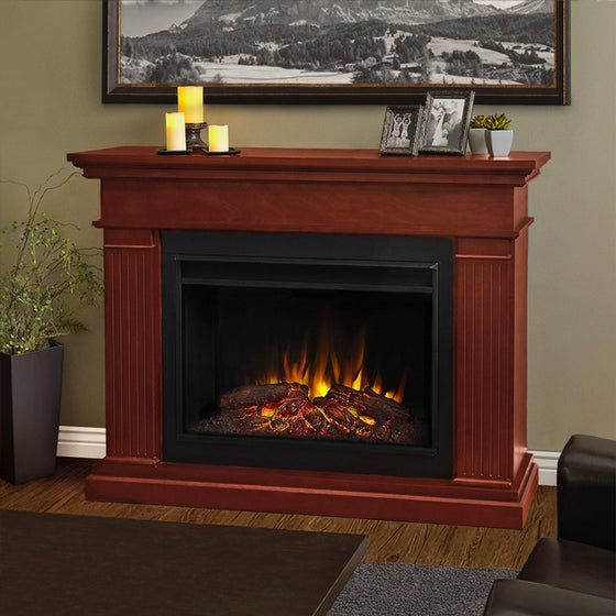 Real Flame 8070E Kennedy Grand Electric Fireplace
