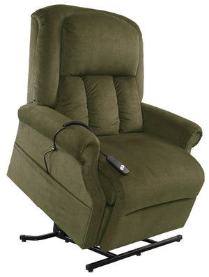 Mega Motion Heavy Duty Lift Chair - Easy Comfort Superior Forest
