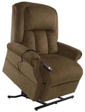 Mega Motion Heavy Duty Lift Chair - Easy Comfort Superior Walnut