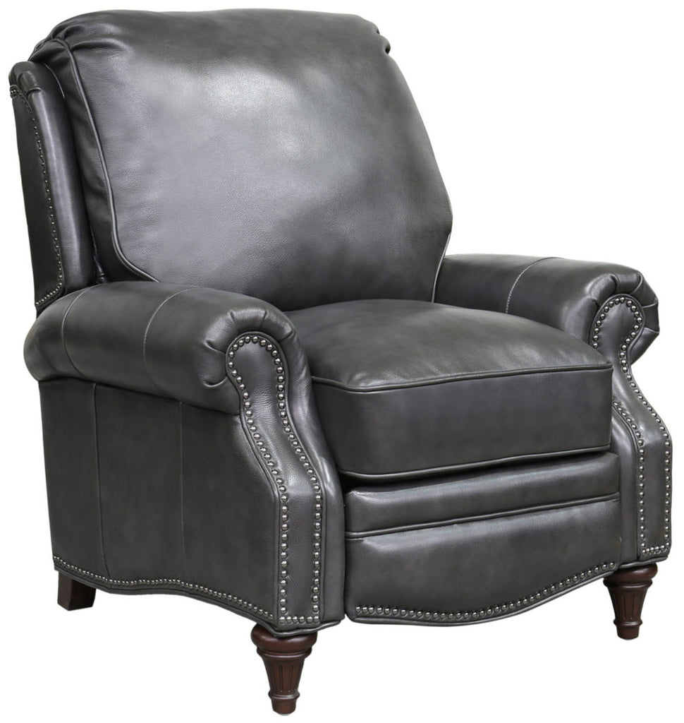 Avery Recliner Barcalounger Leather Recliner Reclining