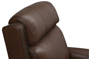 Blair Power Leather Recliner