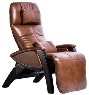 Svago ZGR Plus Dual Power Zero Gravity Recliner - by Cozzia (cognac)