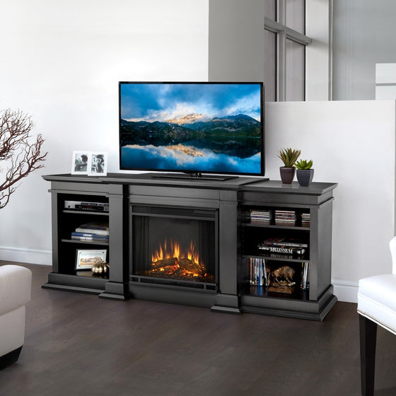 Real Flame G1200E Fresno Entertainment Electric Fireplace