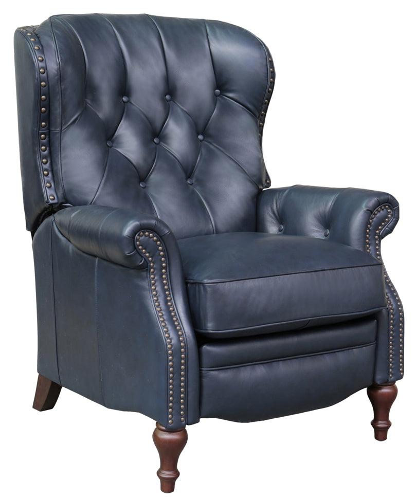 Barcalounger Kendall Leather Recliner