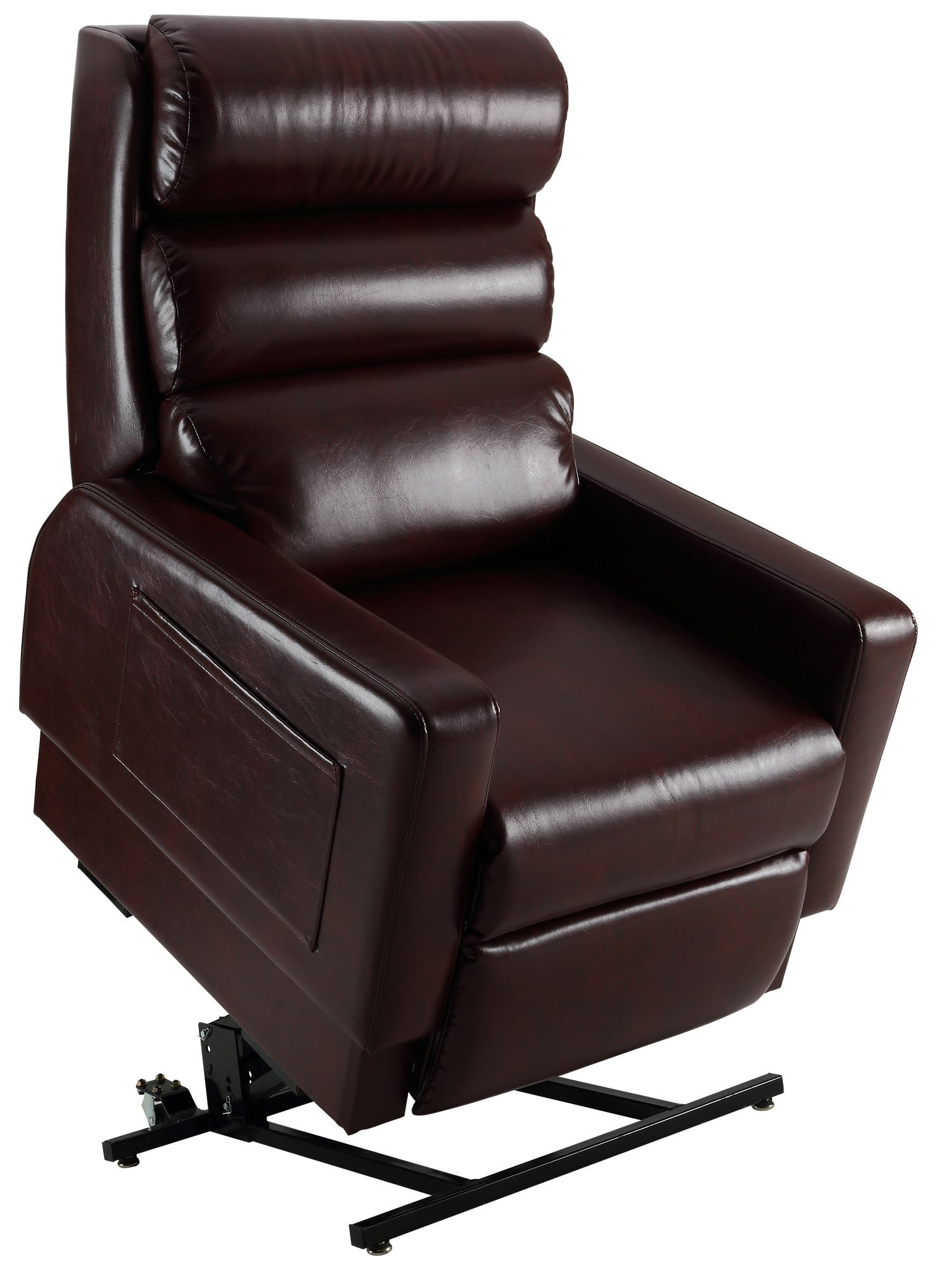 Cozzia MC520 Mobility Chair cranberry ...  sc 1 st  Lift and Massage Chairs & MC520 | Lift Recliner Chairs | Stand Assist Recliner - Lift and ... islam-shia.org