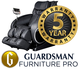 Guardsman Massage Chair 5 Year Chair Warranty from Lift and massage Chairs