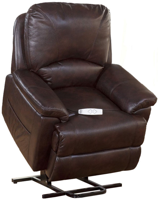 Serta ComfortLift Mystic Lift Chair Recliner Java