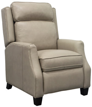 Barcalounger Nixon Small Scale Leather Recliner