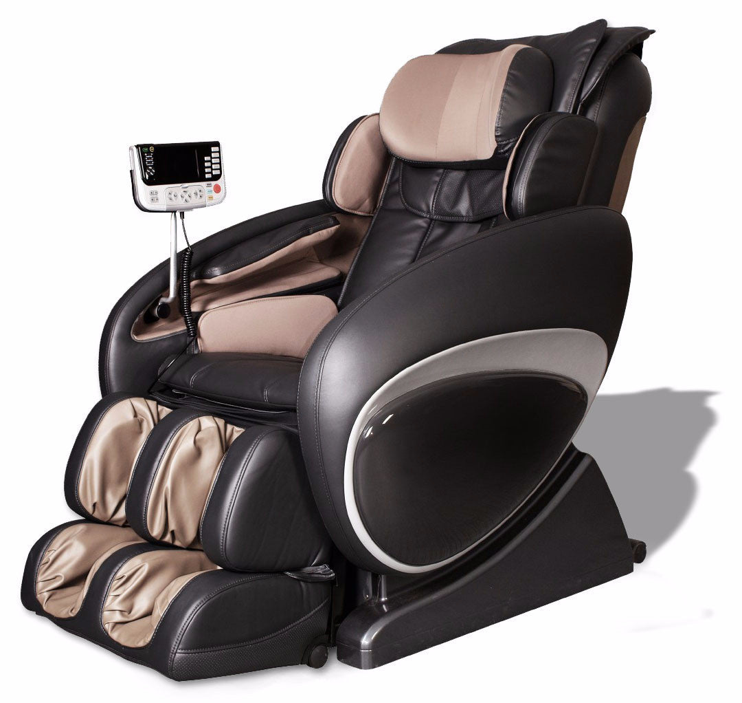 Black Osaki Zero Gravity Shiatsu Massage Chair from Lift and Massage Chairs
