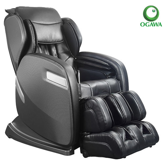 Ogawa Active Supertrac Massage Chair in black