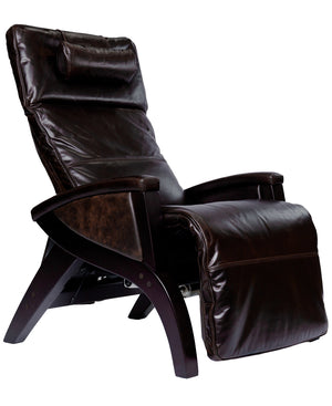 svago sv630 zero gravity leather recliner coffee