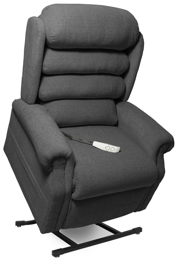 Stellar Infinite Position Lift Chair Charcoal