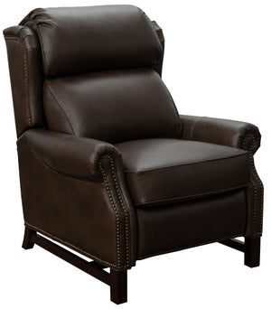 Thornfield Leather Recliner