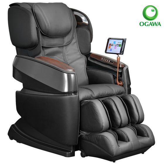 Merveilleux Ogawa Smart 3D Massage Chair Black