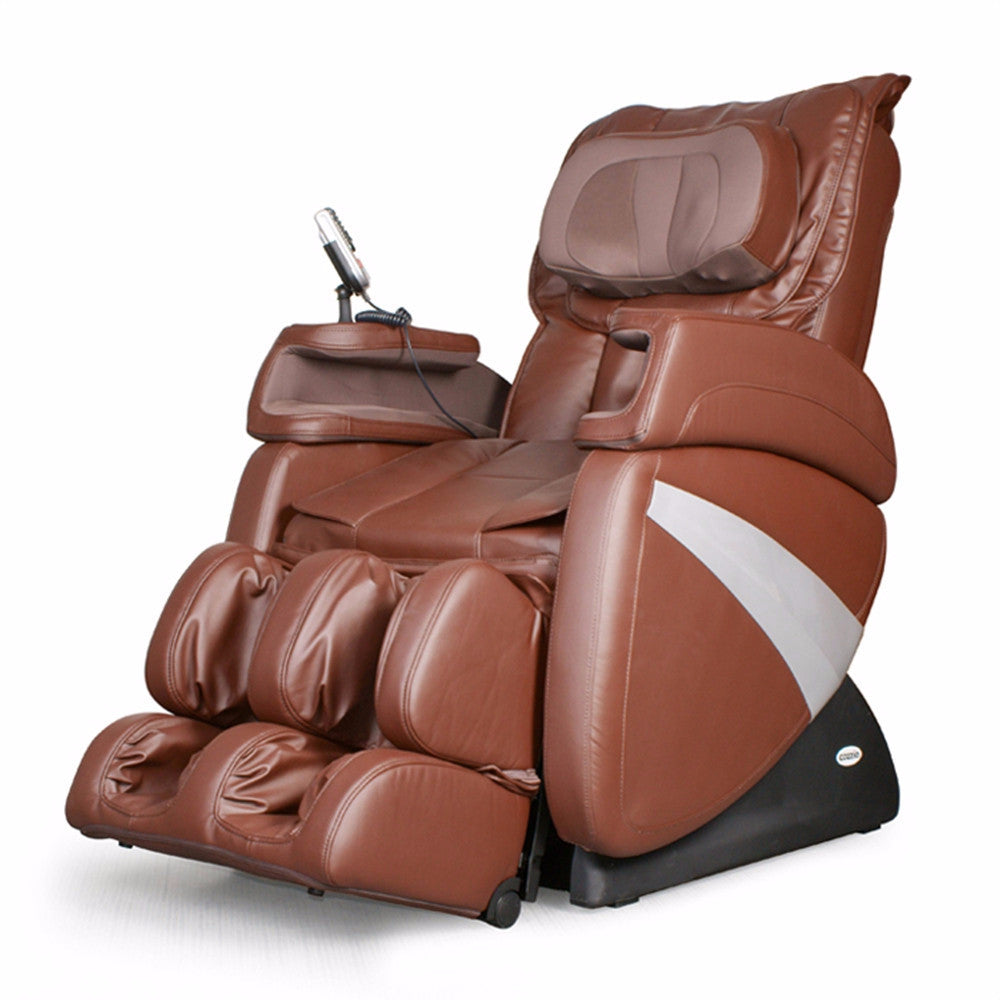 Brown Shiatsu Zero Gravity Massage Chair from Lift and Massage Chairs