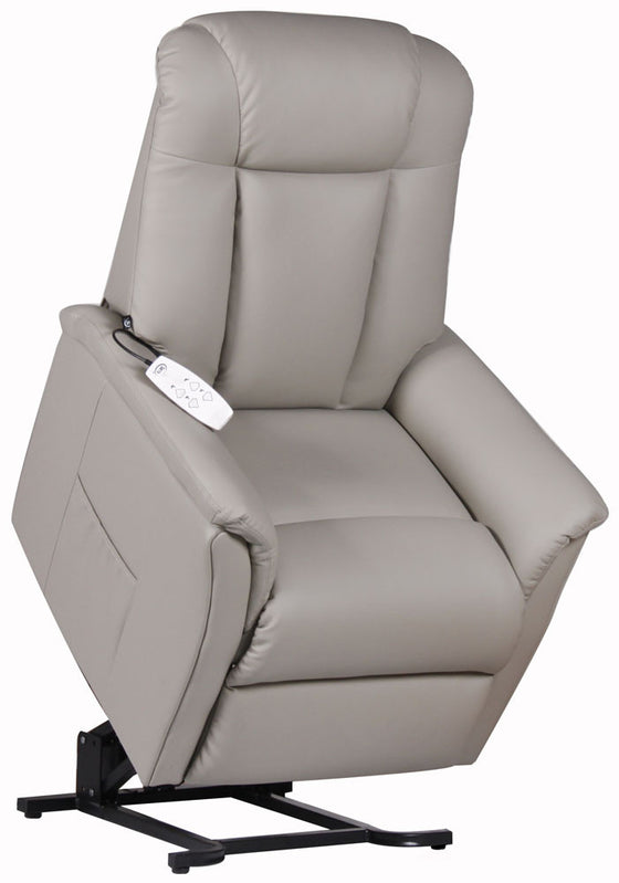 ComfortLift Winston Lift Chair Trendelenburg Recliner Putty