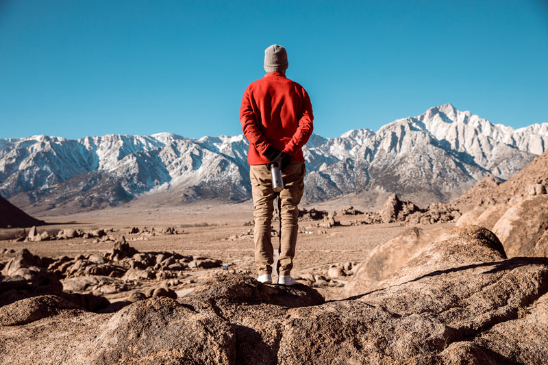 Mizu Mission: Alabama Hills with Jussi Oksanen