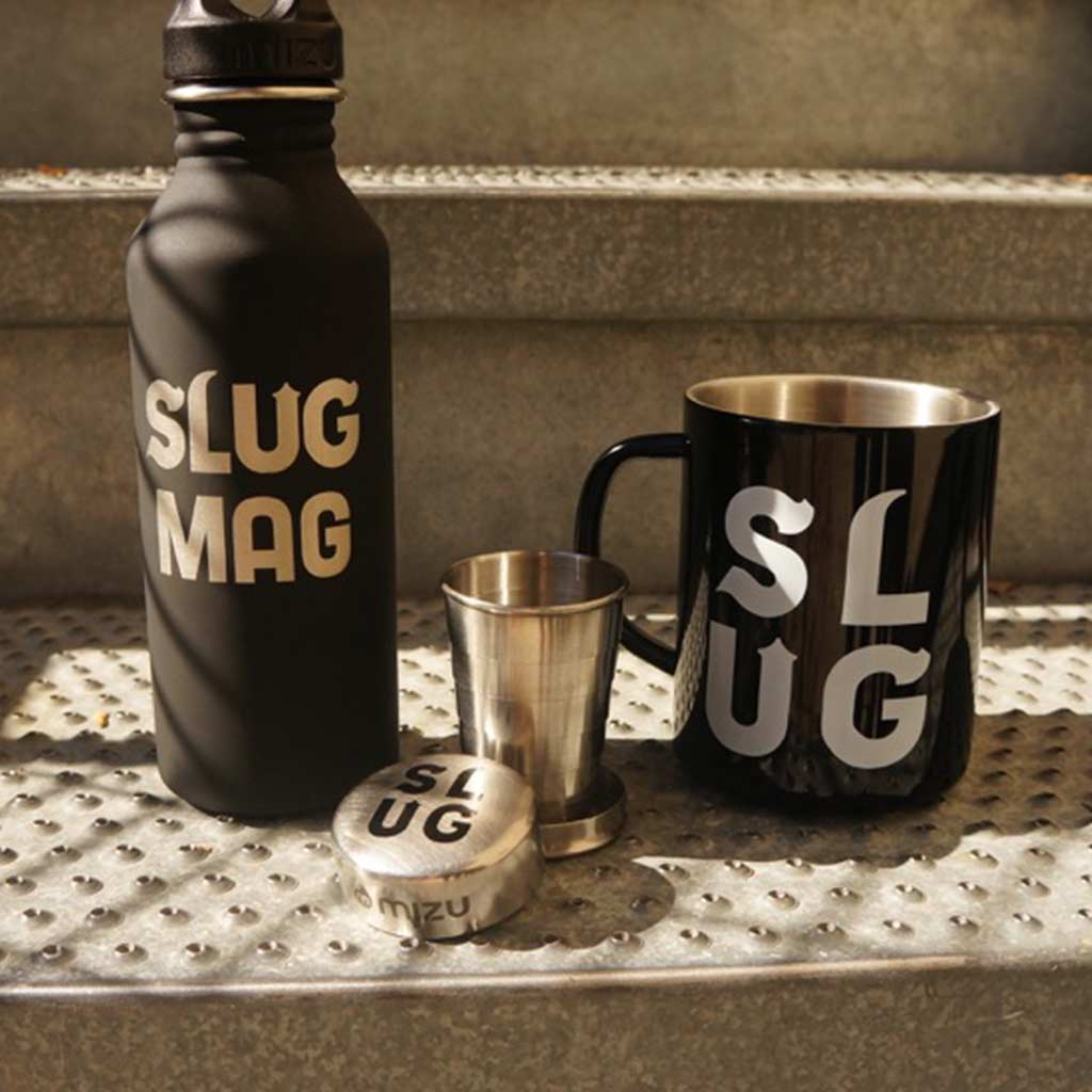Custom of the Week: Mizu x SLUG Mag