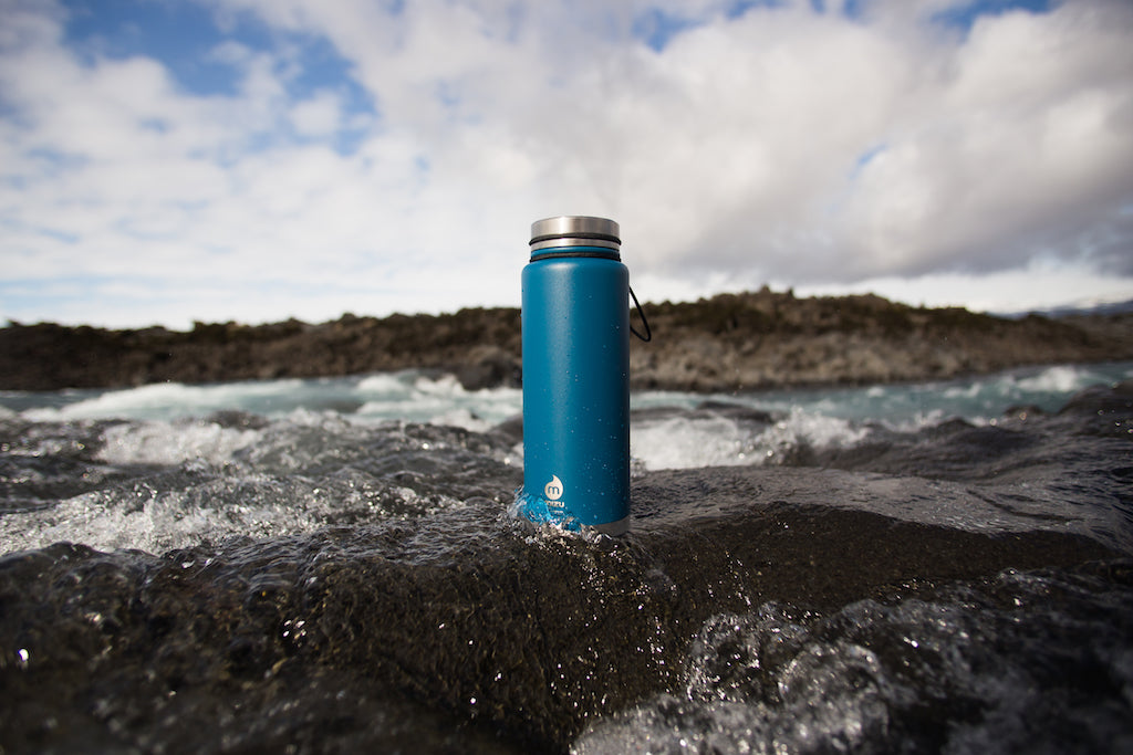 best reusable bottle mizu v12