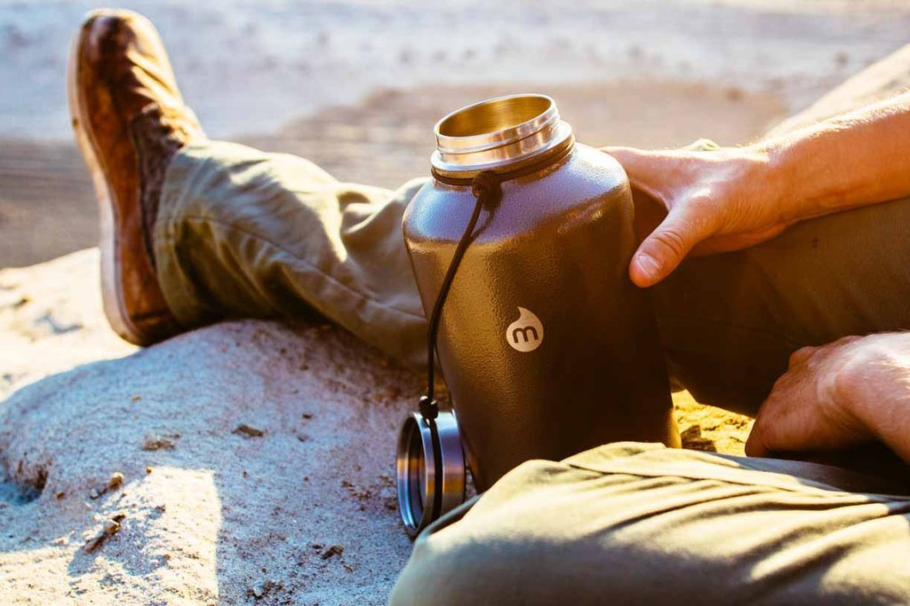 best reusable bottle mizu v20