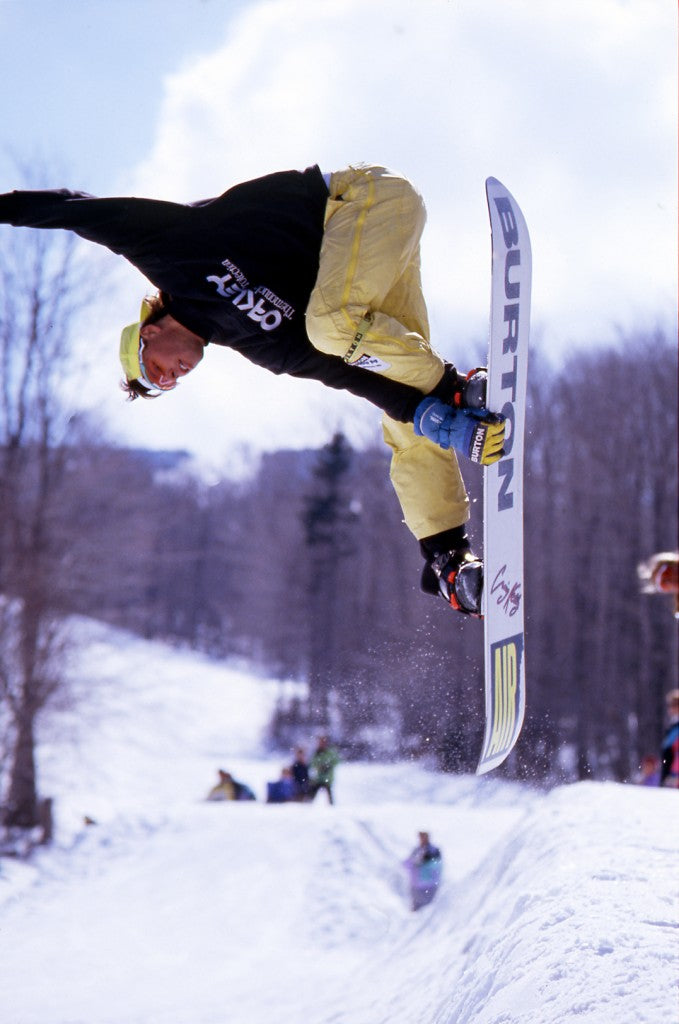 Jason Ford_Stratton Mnt. Vermont_1990-2