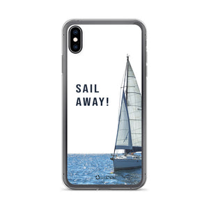 Sail Away iPhone Case