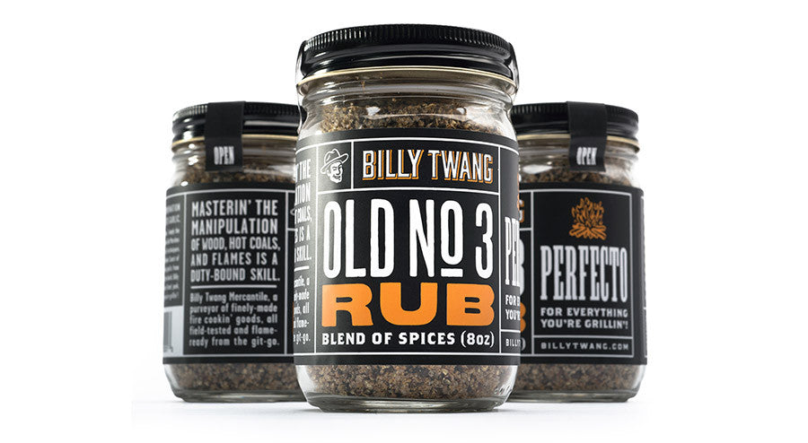 Old No. 3 Rub featured on POPSUGAR