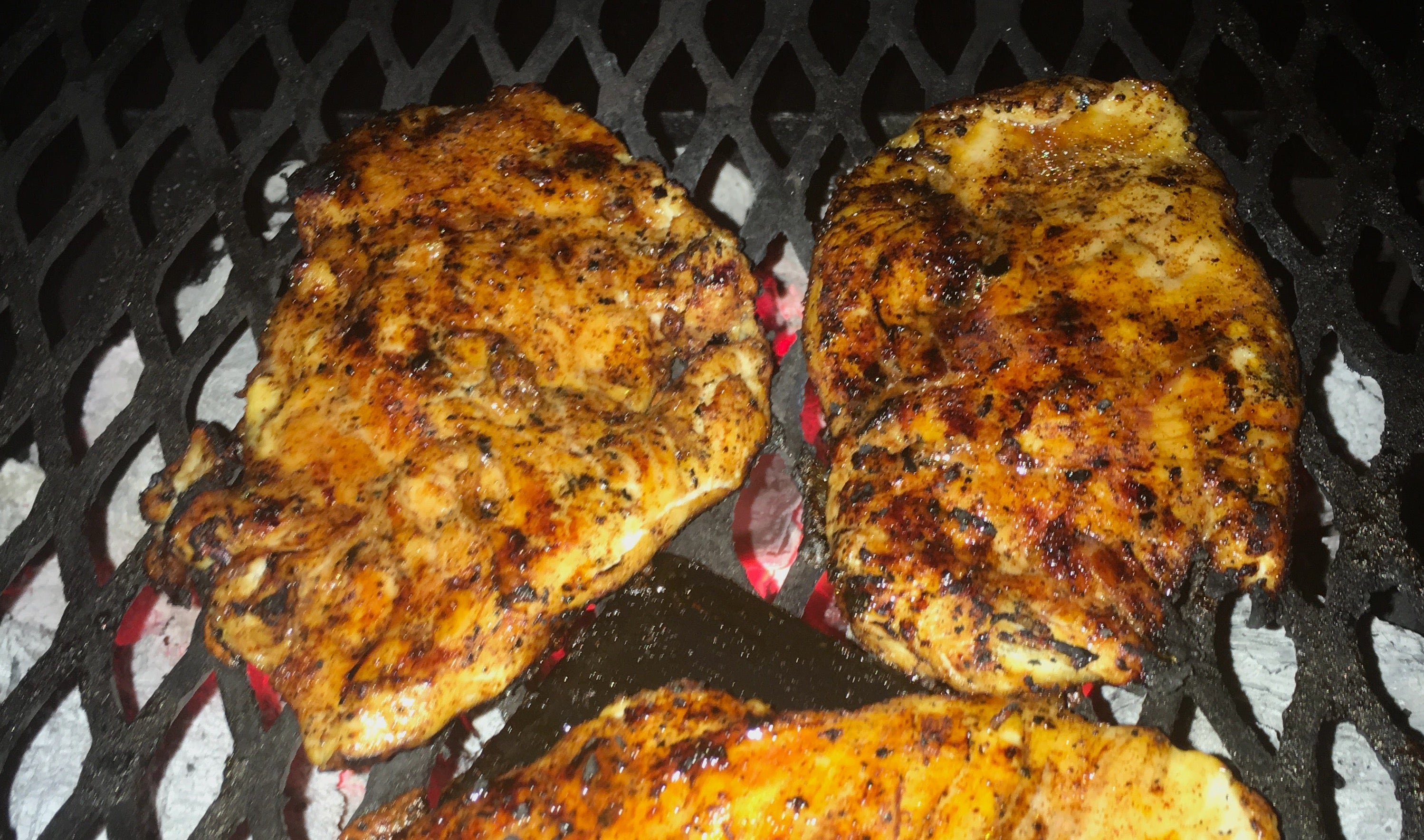 Billy's Unfailing Chicken Breast
