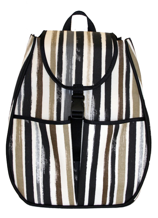 Sophi Flap - Beach Stripe