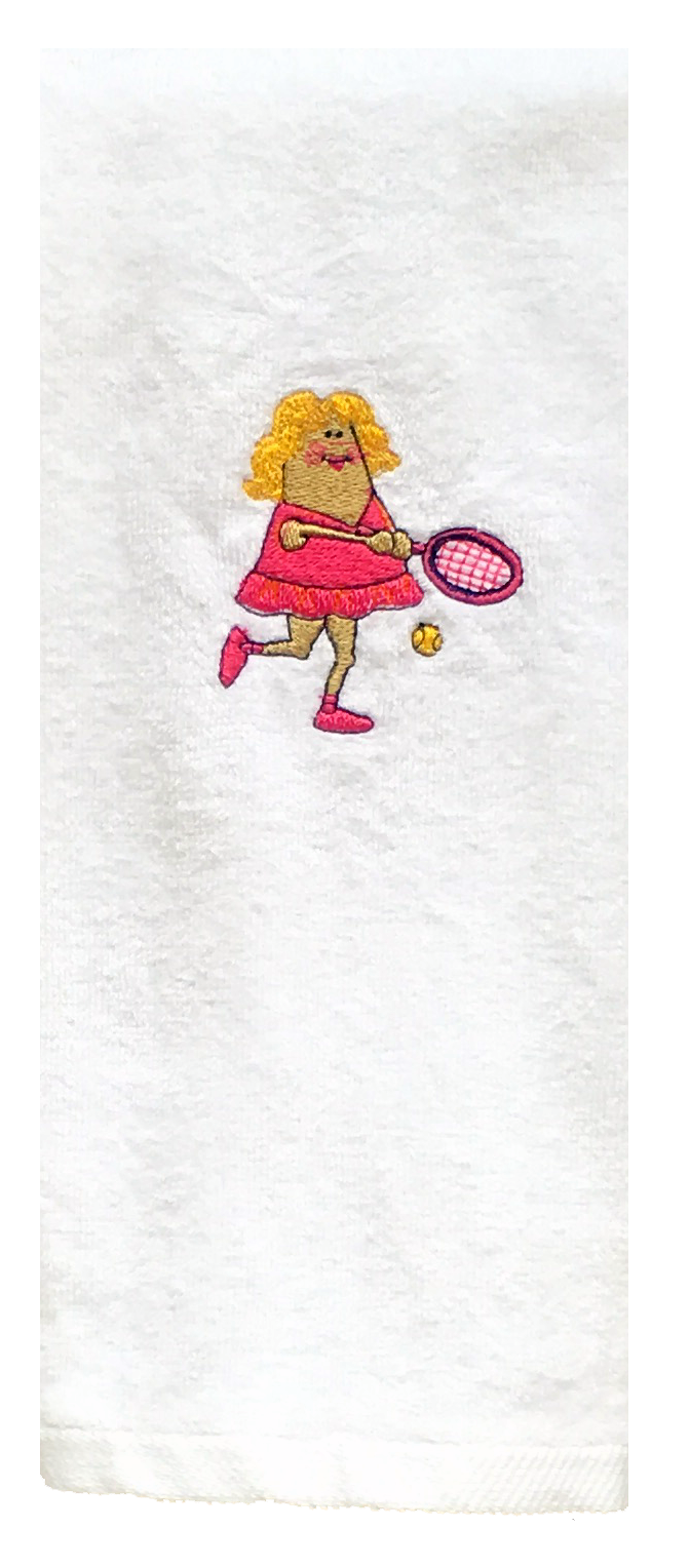 Tennis Towel - The Marge
