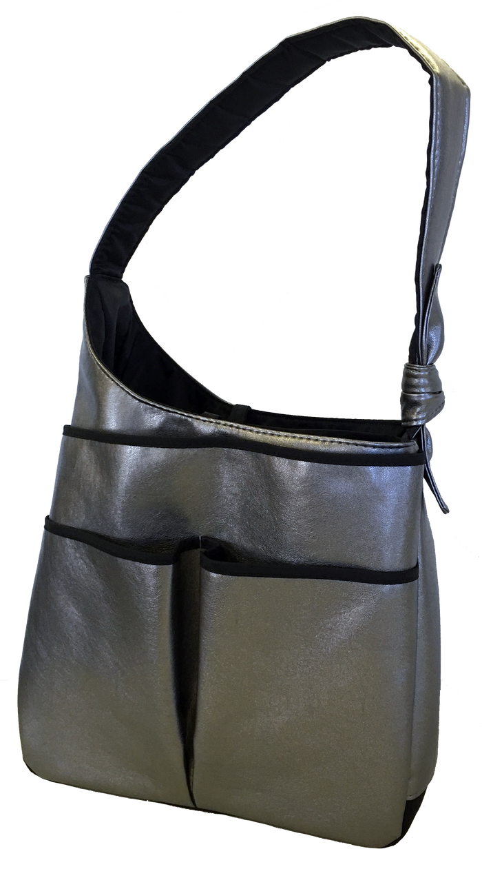 Sophi Hobo - Nickle with Black