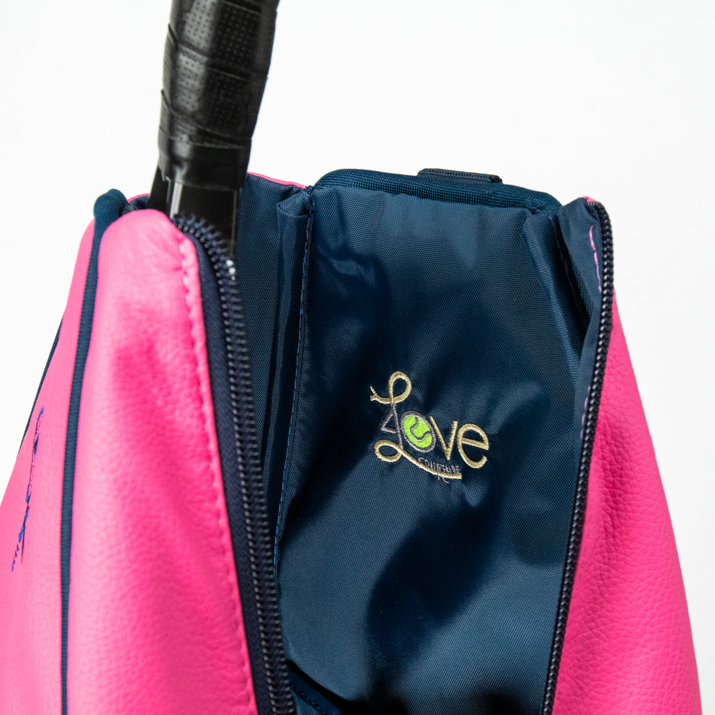 Sophi Backpack - Pink Racquets