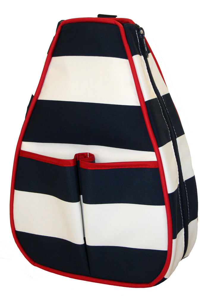 Sophi Backpack - Sailor Stripe Navy