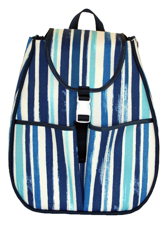 Sophi Flap - Surf Stripe