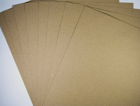 recycled kraft paper 100gsm